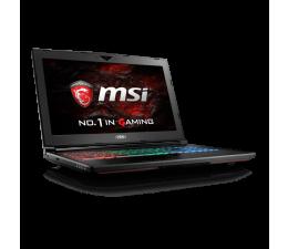MSI GT62VR Dom. Pro i7-7820HK/32/1TB+512/Win10 GTX1070 (GT62VR 7RE-214PL)