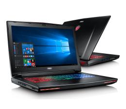 MSI GT72VR i7-7700HQ/32GB/1TB+128/Win10 GTX1060 120Hz  (Dominator   GT72VR 7RD-425PL )