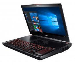 MSI GT80S Titan i7-6920HQ/32/256+1TB/Win10 GTX980M SLI (GT80S 6QE-006PL )
