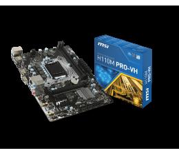 MSI H110M PRO-VH (PCI-E DDR4)