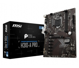 MSI H310-A PRO