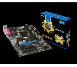 MSI H81M-P32L (H81 PCI-E DDR3)