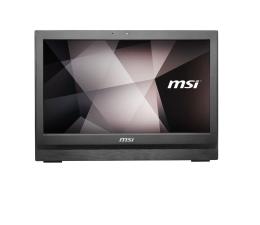 MSI PRO 20 6M i3-6100/4GB/1000/DVD-RW czarny (PRO 20 6M-014XEU)