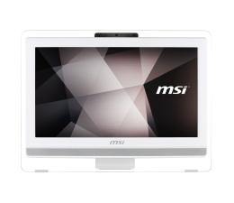MSI PRO 20E 4BW N3160/4GB/1000/DVD-RW biały (PRO 20E 4BW-047XEU)