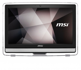 MSI PRO 22E 7M i3-7100/4GB/1000/DVD-RW FHD czarny (PRO 22E 7M-062XEU)