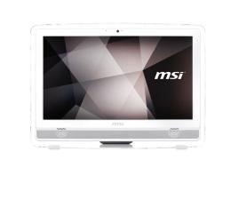 MSI PRO 22ET 6M G4400/4GB/100/DVD-RW FHD biały (PRO 22ET 6M-039XEU)