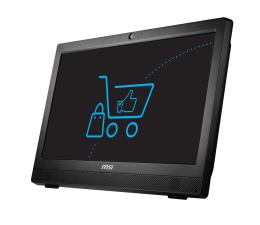 MSI Pro 24T N3710/4GB/1000/DVD-RW FHD czarny (Pro 24T 4BW-012XEU)