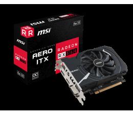 MSI Radeon RX 560 AERO ITX OC 4GB GDDR5 (RX 560 AERO ITX 4G OC)