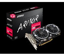 MSI Radeon RX 570 ARMOR OC 8GB GDDR5  (RX 570 ARMOR 8G OC)