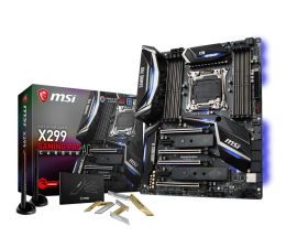 MSI X299 GAMING PRO CARBON AC (DDR4)