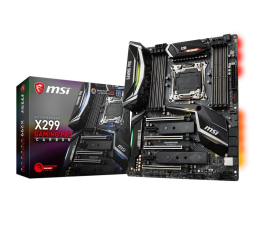 MSI X299 GAMING PRO CARBON (DDR4)