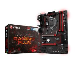 MSI Z270 GAMING PLUS (2xPCI-E DDR4 USB3.1/M.2)