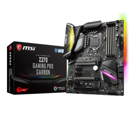 MSI Z370 GAMING PRO CARBON (PCI-E DDR4 USB 3.1/M.2)