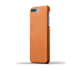 Mujjo Etui Skórzane do iPhone 7/8 Plus brązowe  (MUJJO-CS-024-TN)