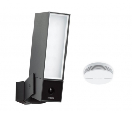 Netatmo Presence + Smart Smoke (NOC01-EU + NSA-EC)