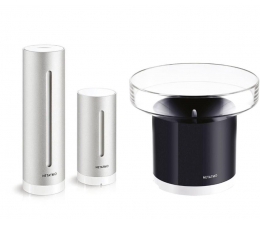 Netatmo Weather Station + Rain Gauge (NWS01-EC + NRG01-WW)