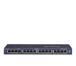 Netgear 16p GS116GE (16x10/100/1000Mbit) (GS116GE)