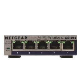 Netgear 5p GS105E (5x100/1000Mbit) (GS105E-200PES)