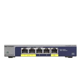 Netgear 5p GS105PE (5x10/100/1000Mbit 2xPoE 1xPoE-PD) (GS105PE-10000S)