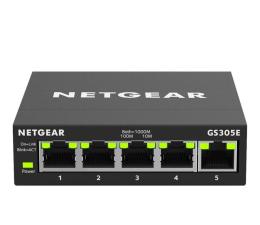 Netgear 5p GS305E (8x10/100/1000Mbit)  (GS305E-100PES)