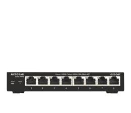Netgear 8p GS308T-100PESS (8x10/100/1000Mbit)  (GS308T-100PES)