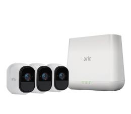 Netgear Arlo PRO WiFi HD IR (3szt. + stacja alarm.) (VMS4330-100EUS)