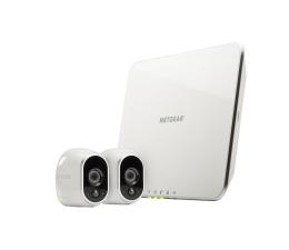 Netgear Arlo WiFi HD IR (2szt. + stacja Smart) z baterią (VMS3230-100EUS)