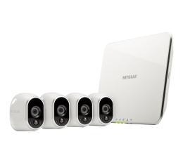 Netgear Arlo WiFi HD IR (4szt. + stacja Smart) z baterią (VMS3430-100EUS)