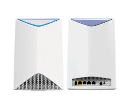 Netgear Orbi PRO WiFi System (3000Mb/s a/b/g/n/ac) (SRK60-100EUS MU-MIMO Tri-Band AC)