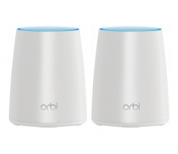 Netgear Orbi WiFi System MINI (2200Mb/s a/b/g/n/ac) (RBK40-100PES MU-MIMO Tri-Band AC)