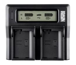 Newell DC-LCD do akumulatorów LP-E6
