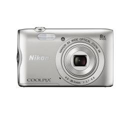 Nikon Coolpix A300 srebrny (VNA960E1)