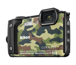 Nikon Coolpix W300 moro Holiday Kit  (VQA073K001)