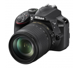 Nikon D3400 + 18-105 VR (VBA490K003)