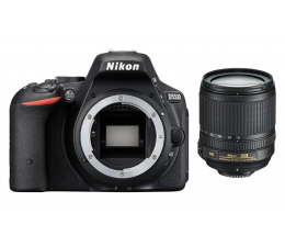 Nikon D5500 czarny +AF-S 18-105 VR   (VBA440K004)