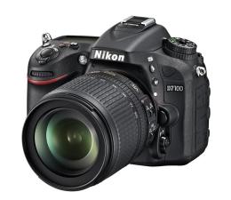 Nikon D7100 czarny +18-105 VR  (VBA360K001)