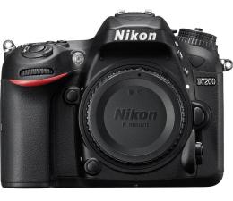 Nikon D7200 body czarny  (VBA450AE)