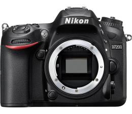 Nikon D7200 czarny +AF-S 18-105 VR (VBA450K001)