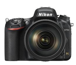 Nikon D750 czarny + AF-S 24-85 (VBA420K001)