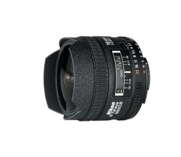 Nikon Nikkor AF Fish-Eye 16mm f/2,8D (JAA626DA)