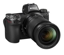 Nikon Z6 + 24-70mm f/4 + adapter FTZ+ karta