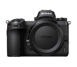 Nikon Z6 body + adapter FTZ + Karta XQD (VOA020K002)