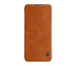 Nillkin Etui Skórzane Qin do Xiaomi Redmi Note 7 brązowy (6902048172791)