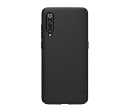 Nillkin Super Frosted Shield do Xiaomi Mi 9 czarny  (6902048173057)