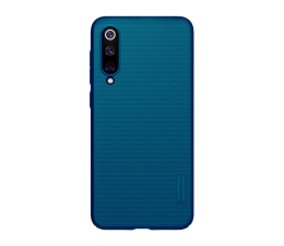 Nillkin Super Frosted Shield do Xiaomi Mi 9 SE niebieski (6902048175396)