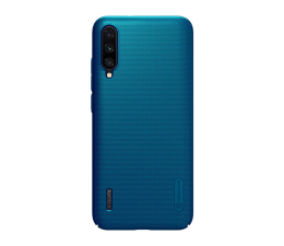 Nillkin Super Frosted Shield do Xiaomi Mi A3 niebieski (6902048182042)