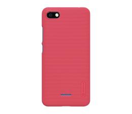 Nillkin Super Frosted Shield do Xiaomi Redmi 6A czerwony  (6902048160682)
