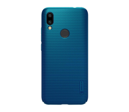 Nillkin Super Frosted Shield do Xiaomi Redmi Note 7 Blue (6902048176157)