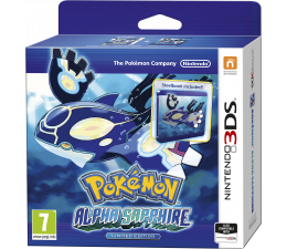 Nintendo 3DS Pokemon Alpha Sapphire (NI3S594010)