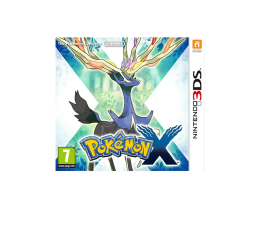 Nintendo 3DS Pokemon X (045496524210)